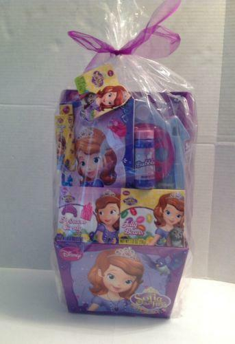 Disney Easter Basket Ebay
