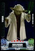 Star Wars Karten Yoda