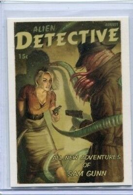 PULP DETECTIVES (Cult-Stuff/2012) CASE TOPPER
