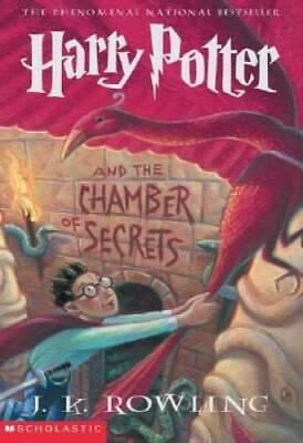 Harry Potter And The Chamber Of Secrets - Paperback By J. K. Rowling - GOOD