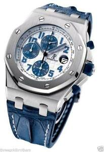 e2640f2c72a Audemars Piguet Royal Oak Offshore Navy