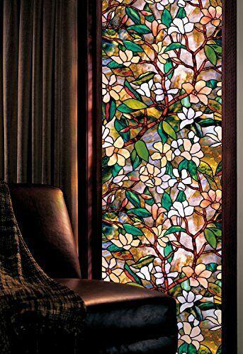 "Artscape Magnolia Window Film 24"" x 36"""