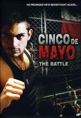 The Battle: Cinco de Mayo (DVD, 2010) WORLD SHIP AVAIL