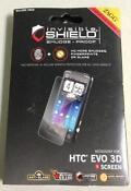 HTC EVO 3D Invisible Shield