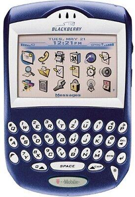 BlackBerry 7230 - Blau NEU - Ohne Simlock ohne Vertrag der Klassiker T-Mobile