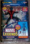 Marvel Legends Nightcrawler