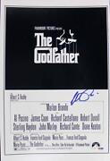 Godfather Signed Poster