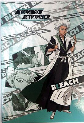Bleach Hitsugaya Mini Notebook Note Book Anime NEW