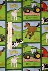 Farm Tractor Fabric