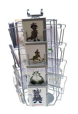 C5 Greetings Card Counter Top Retail Display Stand (20 pocket) (K5)