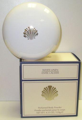 Estee Lauder White Linen Powder Ebay
