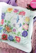 Cross Stitch Charts Flowers