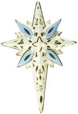 LENOX ~ FIRST BLESSING Lighted STAR~ Christmas  Nativity LED for Creche  NIB ()