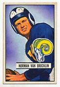 1951 Van Brocklin