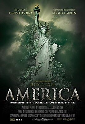 America   America  Imagine The World Without Her  New Dvd