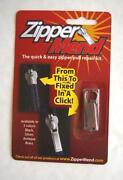 Brass Zipper Pull