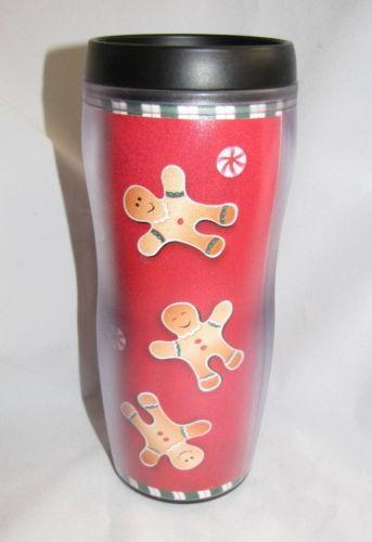 Starbucks Holiday Travel Mug Ebay