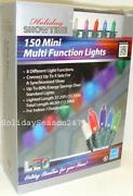 8 Function Christmas Lights