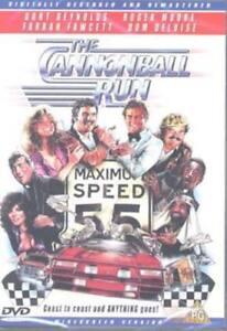The Cannonball Run DVD (2009) Burt Reynolds
