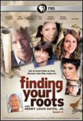 Finding Your Roots  Season 2  New Dvd  3 Pack