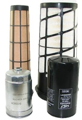 Filter Kit For Mahindra Tractor - 30 Series Tier 3 Less Hydraulic Filter