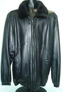 Mens Mink Jacket