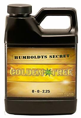 Humboldts Secret World's Best Plant Food Golden Tree - Plant Savior, Yield