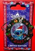 Disney Stitch Christmas Pin