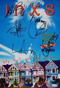 INXS Signed