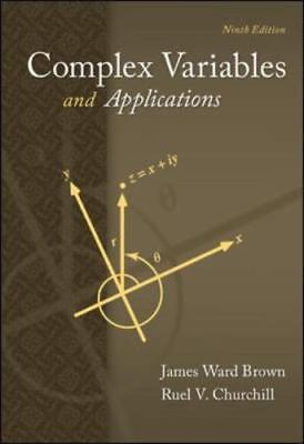 Complex Variables And Applications 9E Global Edition