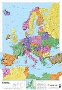 Map Of Europe Books