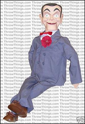 Slappy Standard Upgrade Ventriloquist Dummy Doll = Better Quality Goosebumps