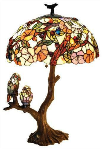 Tiffany Bird Lamp Ebay