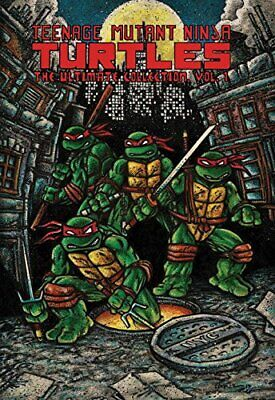 NEW - Teenage Mutant Ninja Turtles: The Ultimate Collection, Vol.