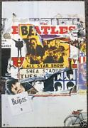 Beatles Anthology Poster