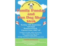 Family Funday and Dog show