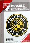 Columbus Crew MLS Decals