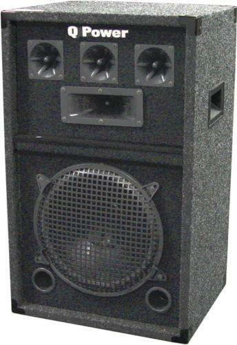 Bose Sound System >> Q Power Speakers   eBay