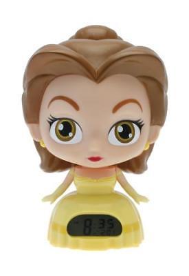 NEW Disney Princess Belle BulbBotz Alarm Clock Disney Princess Alarm Clock