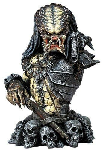 "Predator 2 Elder Predator 7"" Mini Bust LE 1907/4000 by Palisades NIB RARE VHTF🔥"