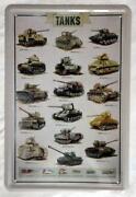 Blechschilder Sammlung