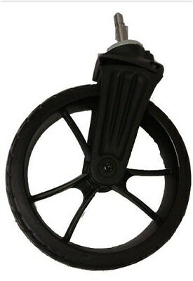 Baby Jogger City Select Stroller Replacement Front  Wheel Black NEW Baby Parts