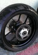 Aprilia Wheels