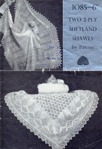 Shetland Knitting Patterns Ebay