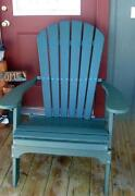 Recycled Adirondack Chair
