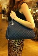 Chanel Navy Bag