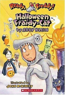 No 8 Halloween (Halloween Fraidy-Cat (Ready, Freddy! No.8) by Abby Klein)