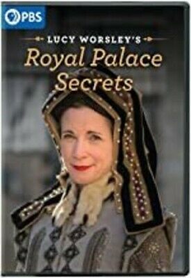 Lucy Worsley's Royal Palace Secrets [New DVD]