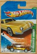2011 Hot Wheels Treasure Hunt
