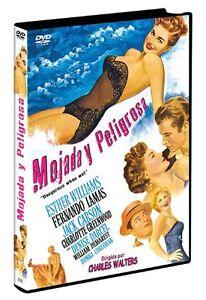DANGEROUS WHEN WET (1953 Esther Williams)  - DVD - PAL Region 2 - New